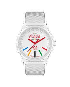 Coca-Cola X Ice-Watch Language Unisex