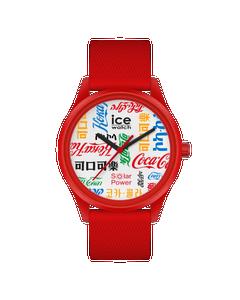 Coca-Cola X Ice-Watch Languages Unisex