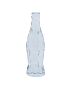 Coca-Cola Crystal Decorative Bottle