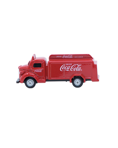 Coca-Cola Red 1947 Delivery Toy Truck