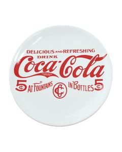 "Coca-Cola Pre-1910 Dinner Plate - 10"""