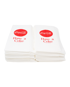 Coca-Cola Tall Napkin Refills
