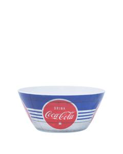 """Coca-Cola Americana Melamine Bowl - 6"""""""