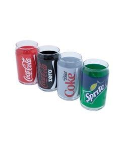 Coca-Cola Glass - Set of 4 16oz