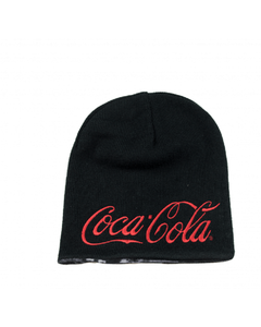 Coca-Cola Knit Reversible Sublimation Beanie
