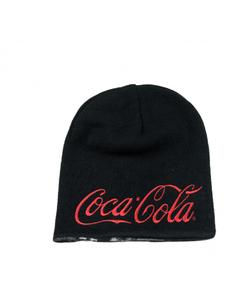 Coca-Cola Knit Reversible Sublimation Beanie