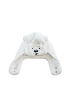 Coca-Cola Polar Bear Trapper Hat