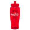 Coca-Cola Peace/Love/Recycle Water Bottle