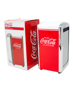 Coca-Cola Drink Tall Napkin Dispenser