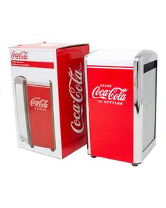 Coca-Cola Drink Tall Napkin Dispenser