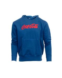 Coca-Cola Script Recycled Bottles Unisex Hoodie