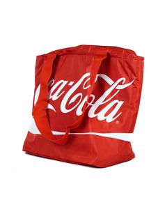 Coca-Cola Script Tote Cooler