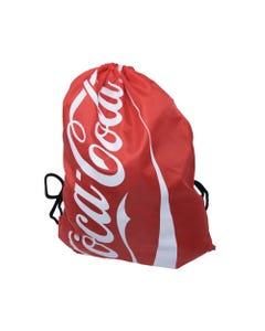 Coca-Cola Drawstring Bag