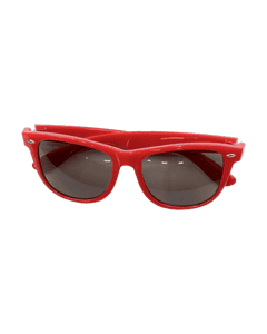 Coca-Cola Recycled Bottles Red Sunglasses
