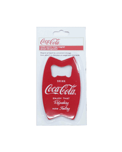 Coca-Cola Fishtail Bottle Opener