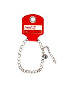 Coca-Cola Build A Charm Bracelet