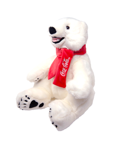 Coca-Cola Polar Bear - 12""
