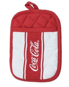 Coca-Cola Script Pot Holder