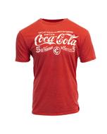 Coca-Cola 5cent Burnout Men's Tee
