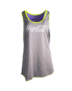 Coca-Cola Ladies Jr. Script Tank