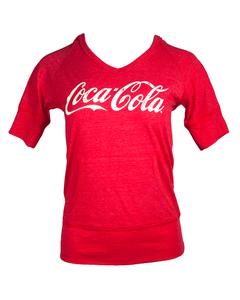 Coca-Cola Ladies Jr. Hoodie Tee
