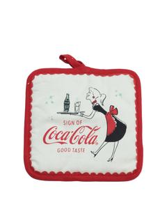 Coca-Cola 1950's Pot Holder