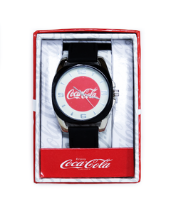 Coca-Cola Disc Unisex Watch