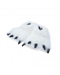 Coca-Cola Polar Bear Paw Slippers