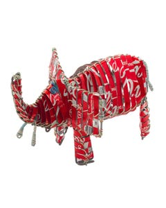 Coca-Cola Can Elephant Acacia Creations