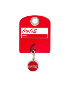 Coca-Cola Bottle Cap Luxe Charm