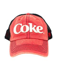 Coke Crossroads Baseball Cap