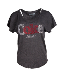 Coke Atlanta Ladies Jr. Tee