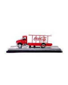 Coca-Cola Beverage Delivery Truck