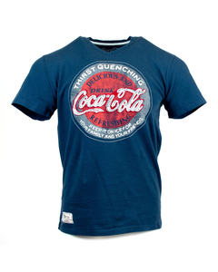 Coca-Cola Thirst Quenching Men's Tee