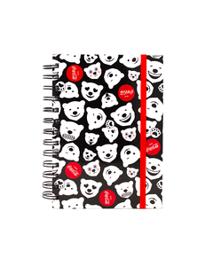 Coca-Cola Polar Bear Emoji Journal