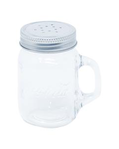 Coca-Cola Mini Mason Jar Salt or Pepper Shaker