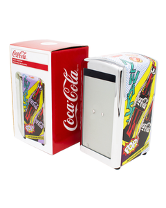 Coca-Cola Pop Art Tall Napkin Dispenser