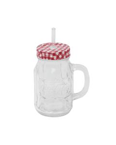 Coca-Cola Mason Jar Glass Tumbler - 20oz