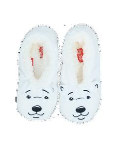 Coca-Cola Polar Bear Women's Sleep Socks