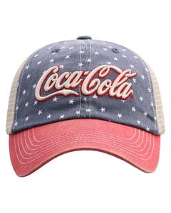 Coca-Cola Freedom Stars Baseball Cap