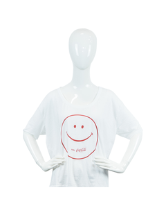 Coca-Cola Smile Women's Tee