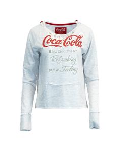 Coca-Cola Women's Pullover Scoop Hoodie
