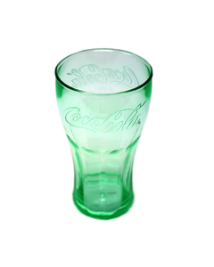 Coca-Cola Genuine Plastic Drinking Glass W/Lid - 24oz