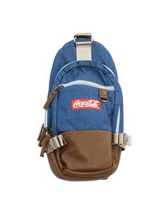 Coca-Cola Cross Body Blue Mini Backpack