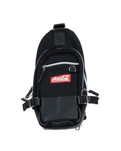 Coca-Cola Cross Body Black Mini Backpack