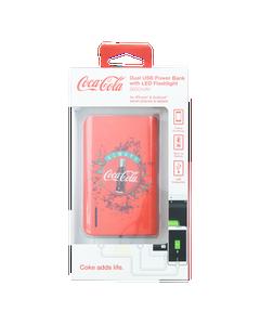 Coca-Cola Always Dual Power Bank