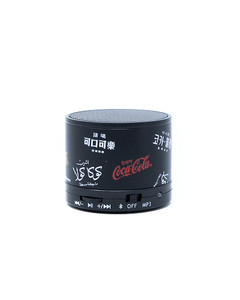 Coca-Cola Languages Bluetooth Speaker