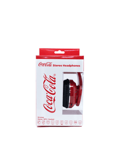 Coca-Cola Always Bluetooth Headphones Bluetooth