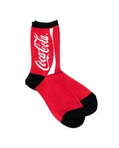 Coca-Cola Script Women's Socks