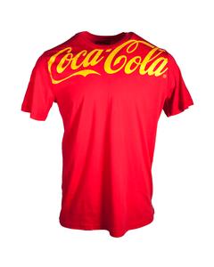 Coca-Cola Men's Script Tee